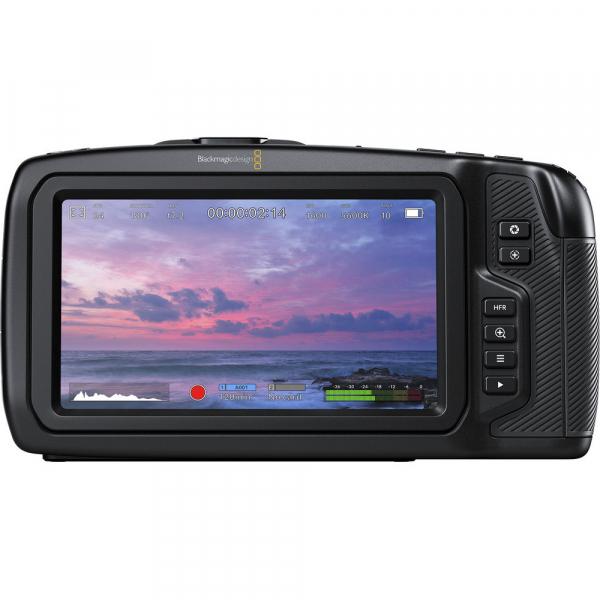 Blackmagic Design Pocket Cinema Camera 4K 2