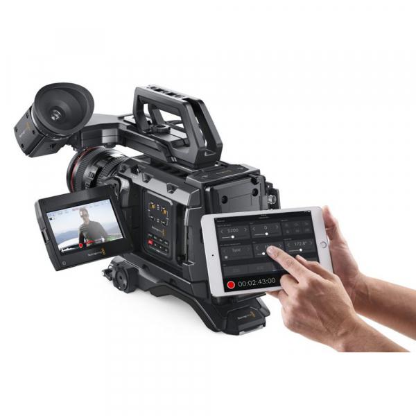 Blackmagic Design URSA Mini PRO 4.6K EF - camera cinema professionala 0
