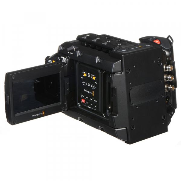 Blackmagic Design URSA Mini PRO 4.6K EF - camera cinema professionala 7