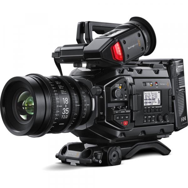 Blackmagic Design URSA Mini PRO 4.6K EF - camera cinema professionala 9