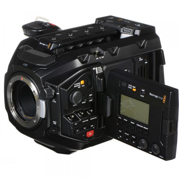 Blackmagic Design URSA Mini PRO 4.6K EF - camera cinema professionala 3