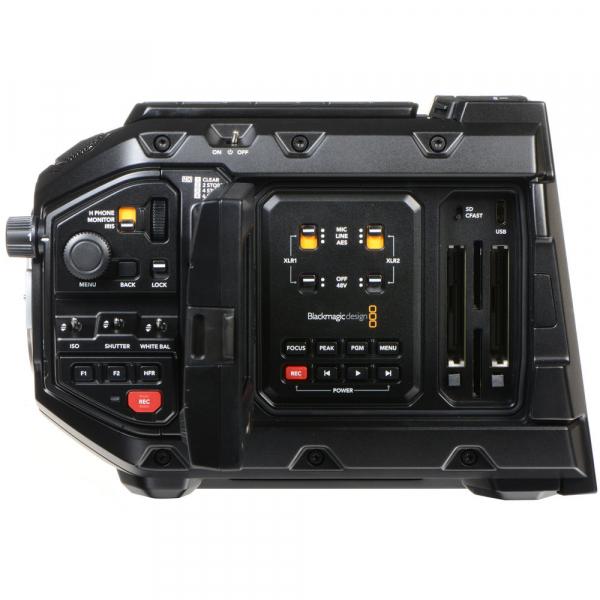 Blackmagic Design URSA Mini PRO 4.6K EF - camera cinema professionala 8