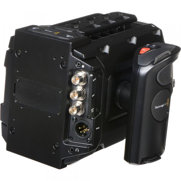 Blackmagic Design URSA Mini PRO 4.6K EF - camera cinema professionala 5