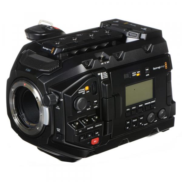 Blackmagic Design URSA Mini PRO 4.6K EF - camera cinema professionala 2
