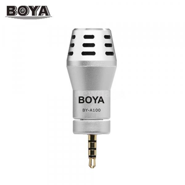 Boya BY-A100 , microfon pentru telefon [0]