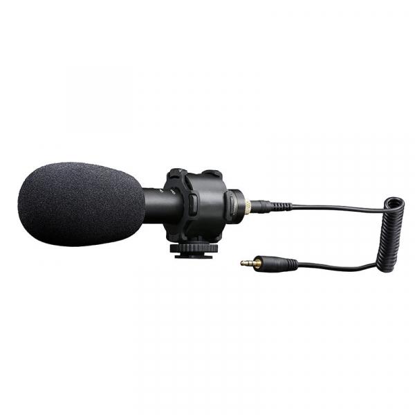 Boya BY-PVM50 microfon stereo pentru DSLR 0