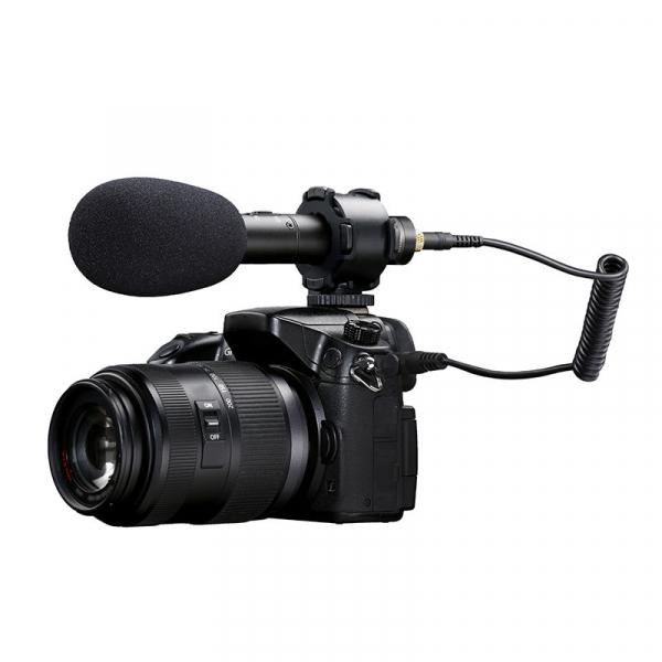 Boya BY-PVM50 microfon stereo pentru DSLR 2