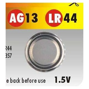 Camelion AG13 (LR44, AG 13 , A76, V13GA, GP76A) - baterie 1.5V 2