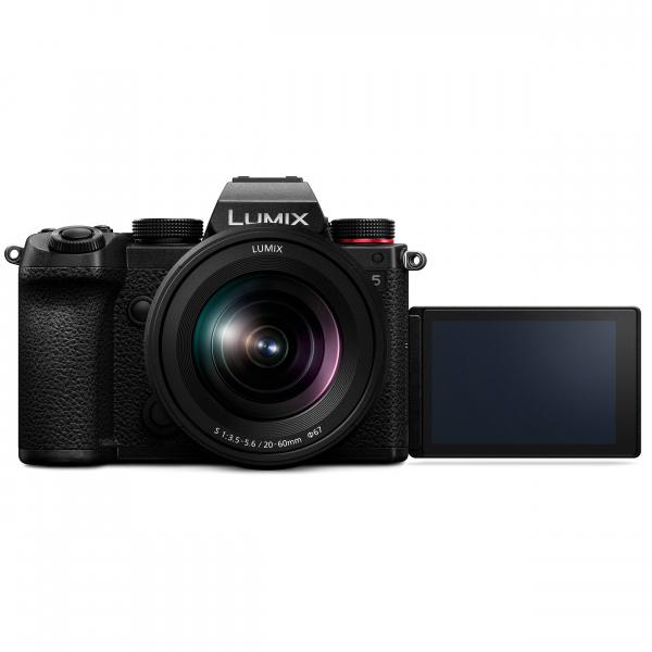 Camera foto mirrorless PANASONIC LUMIX S DC-S5 8