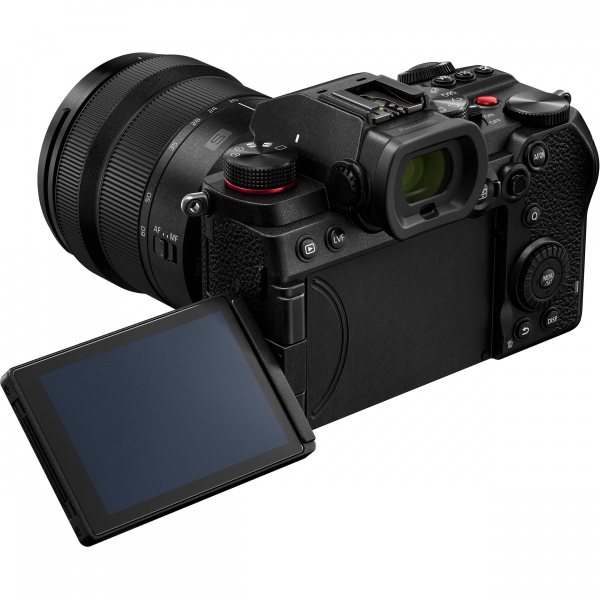 Camera foto mirrorless PANASONIC LUMIX S DC-S5K Kit cu Lumix S 20-60mm f/3.5-5.6 3