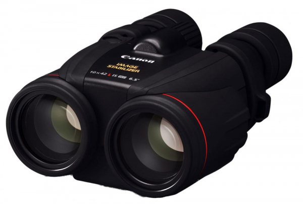 Canon 10x42 L IS WP - binoclu cu stabilizare de imagine 0