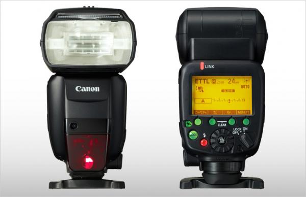 Canon 600EX-RT - blitz E-TTL cu transceiver radio integrat (Inchiriere) 0