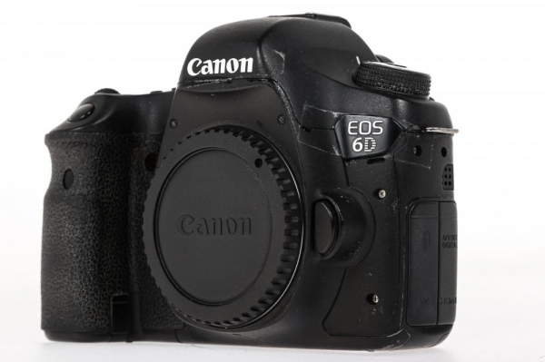 Canon 6D body - (Second Hand) 1