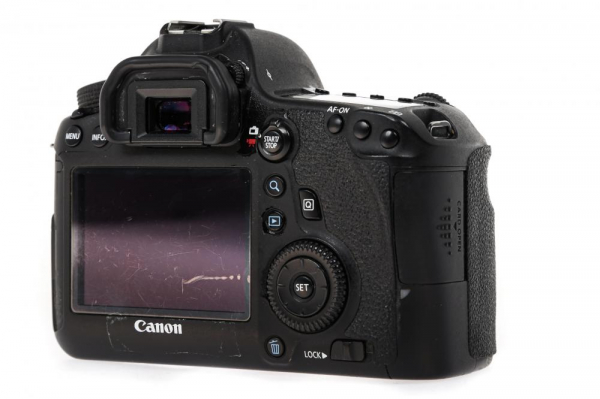 Canon 6D body - (Second Hand) 3
