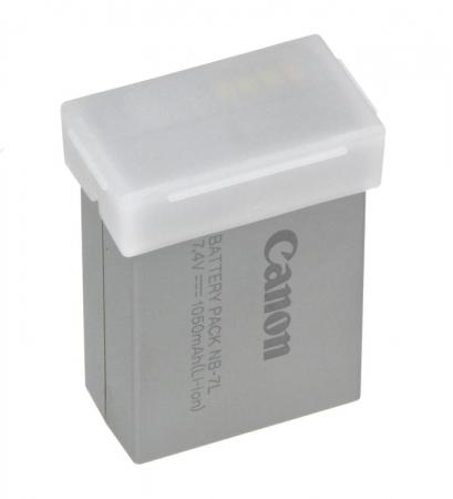 Canon acumulator NB-7L, 7.4V, 1050mAh ( S.H. ) 2