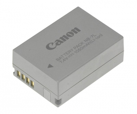 Canon acumulator NB-7L, 7.4V, 1050mAh ( S.H. ) 0