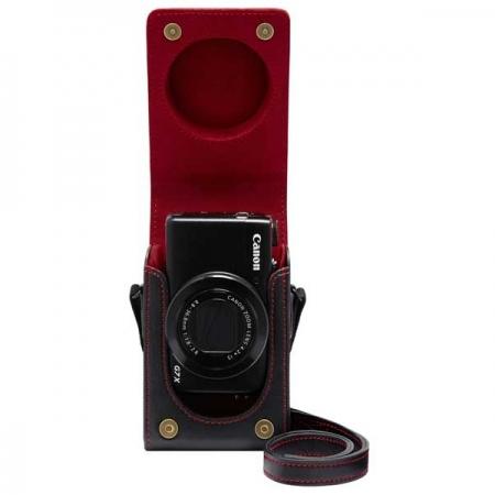 Canon DCC-1880 - toc de piele pentru G7x Mark II [2]