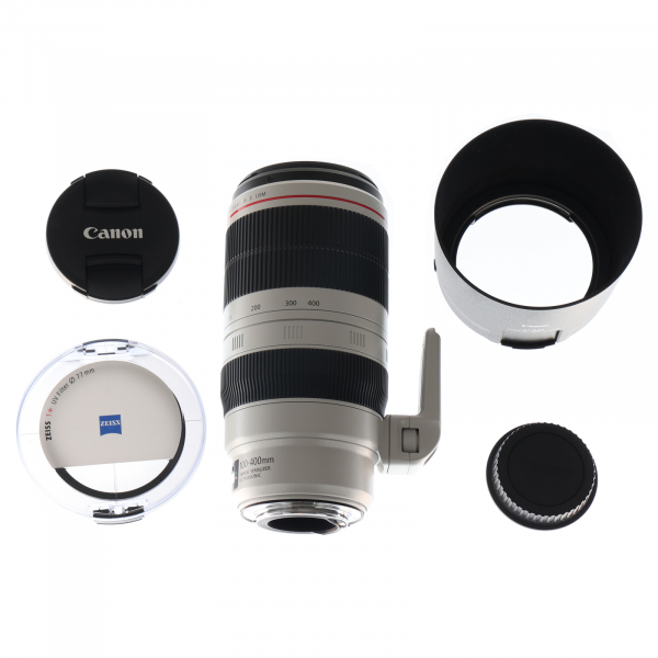 Canon EF 100-400mm f/4.5-5.6L IS II USM - Second Hand 7