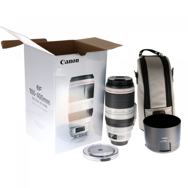 Canon EF 100-400mm f/4.5-5.6L IS II USM - Second Hand 9