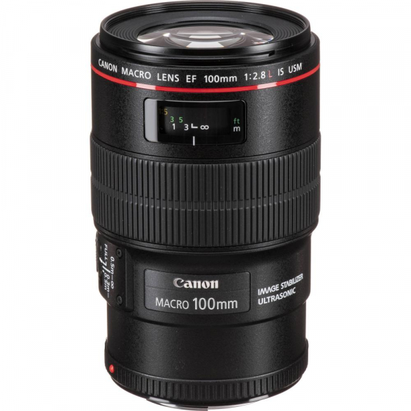 Canon EF 100mm f/2.8 L Macro IS USM 0
