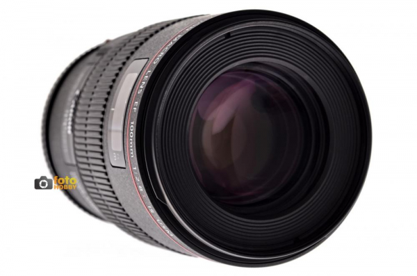 Canon EF 100mm f/2.8 L USM Macro IS (Inchiriere) 8