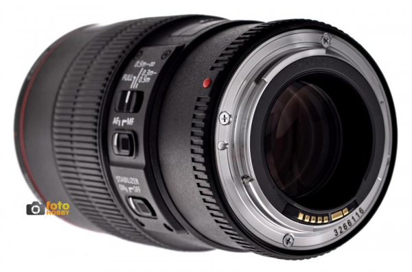Canon EF 100mm f/2.8 L USM Macro IS (Inchiriere) 5