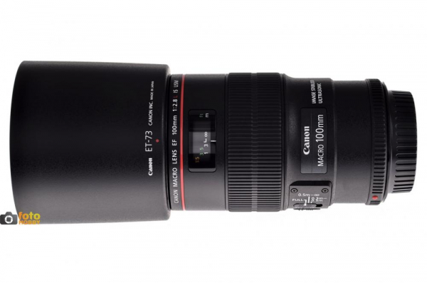 Canon EF 100mm f/2.8 L USM Macro IS (Inchiriere) 3