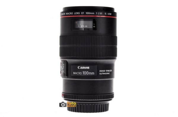 Canon EF 100mm f/2.8 L USM Macro IS (Inchiriere) 4