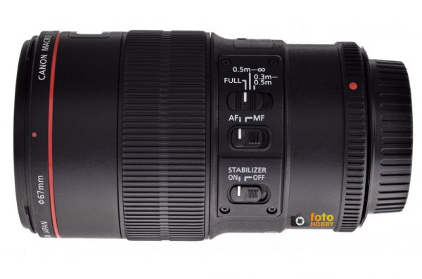 Canon EF 100mm f/2.8 L USM Macro IS (Inchiriere) 7