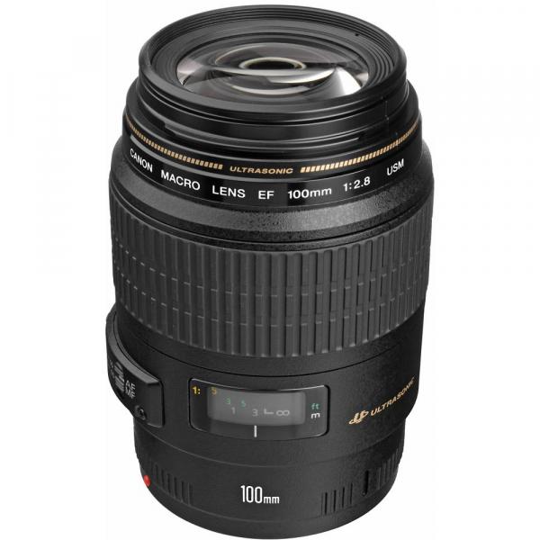 Canon EF 100mm f/2.8  USM Macro 0