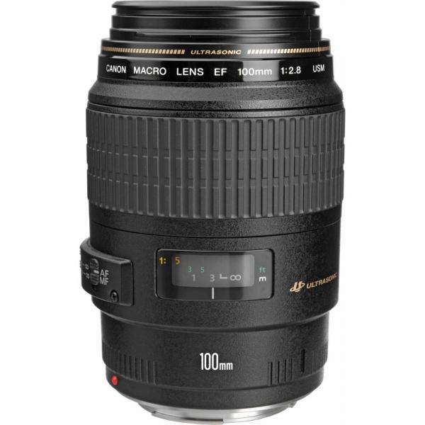Canon EF 100mm f/2.8  USM Macro 1