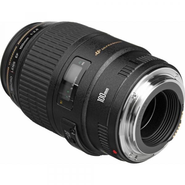Canon EF 100mm f/2.8  USM Macro 2