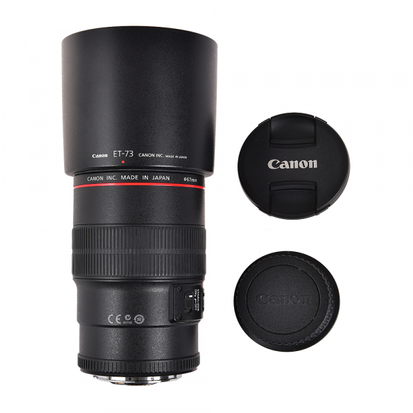 Canon EF 100mm f/2.8L Macro IS USM - (S.H.) 1