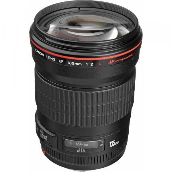 Canon EF 135mm f/2 L USM 0