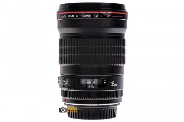 Canon EF 135mm f/2 L USM (Inchiriere) 0