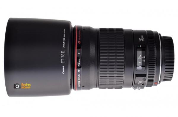 Canon EF 135mm f/2 L USM (Inchiriere) 7