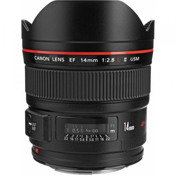 Canon EF 14mm f/2.8 L II USM 1