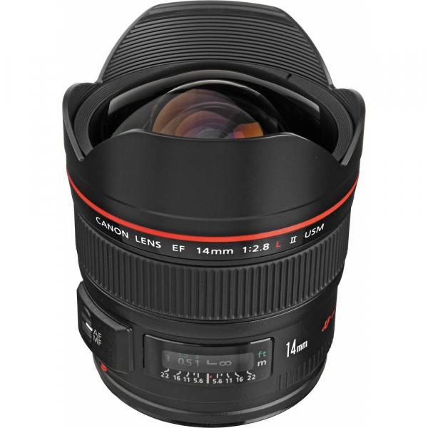 Canon EF 14mm f/2.8 L II USM 0