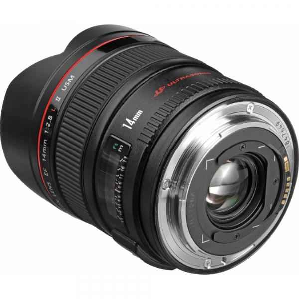 Canon EF 14mm f/2.8 L II USM 2