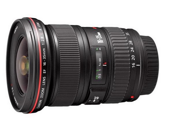 Canon EF 16-35mm f/2.8 II L USM (Inchiriere) 0