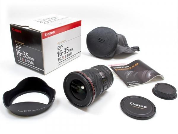 Canon EF 16-35mm f/2.8 II L USM (Inchiriere) 2