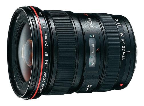 Canon EF 17-40mm f/4.0 L USM (inchiriere) 0