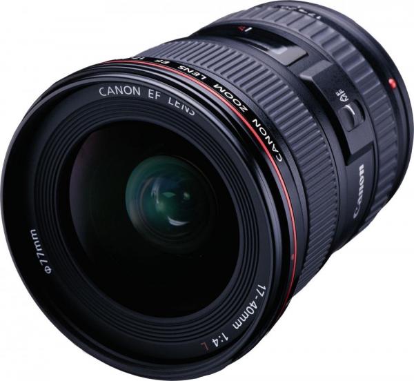 Canon EF 17-40mm f/4.0 L USM (inchiriere) 1
