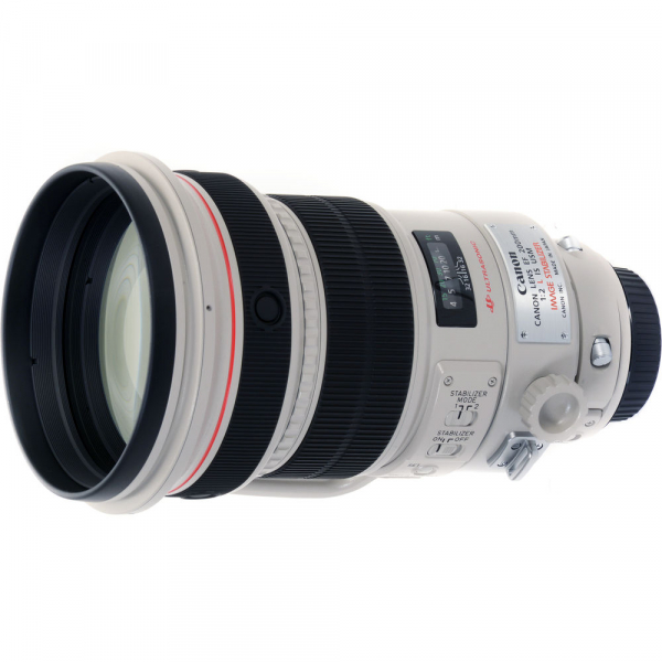 Canon EF 200mm f/2L IS USM 3
