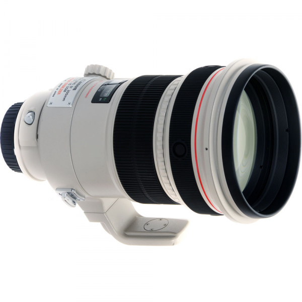 Canon EF 200mm f/2L IS USM 2