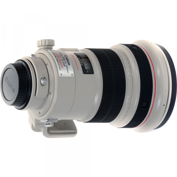 Canon EF 200mm f/2L IS USM 4