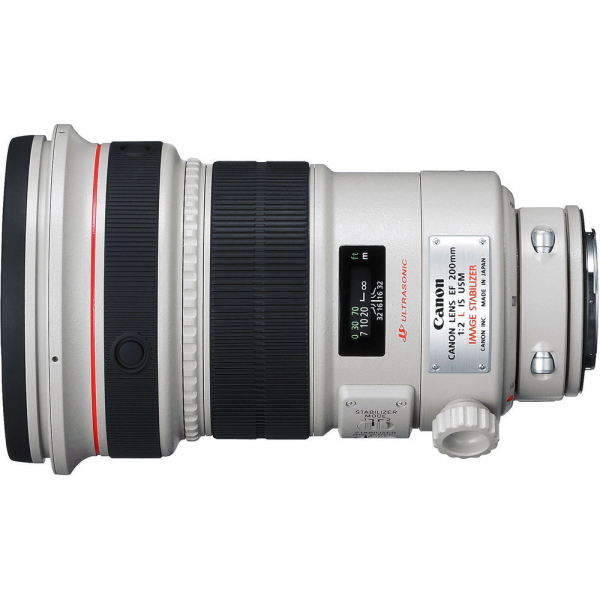 Canon EF 200mm f/2L IS USM 1