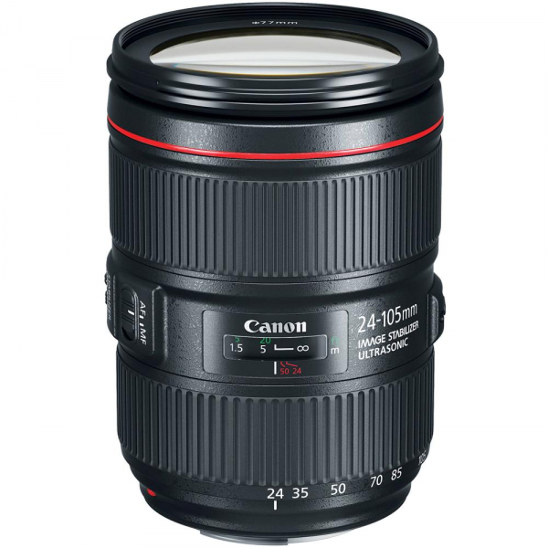 Canon EF 24-105mm f/4 IS USM L II (bulk) 0