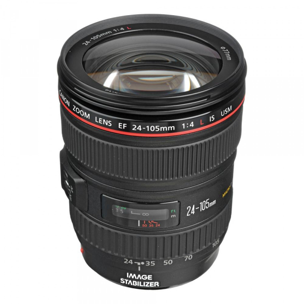 Canon EF 24-105mm f/4 L IS USM (Inchiriere) 1