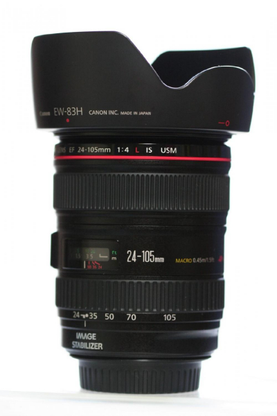 Canon EF 24-105mm f/4 L IS USM (Inchiriere) 2